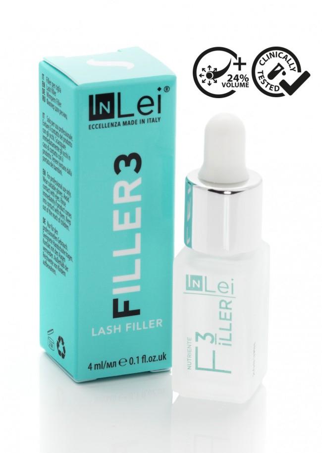 InLei Lotion Filler 3 -nutriente per ciglia